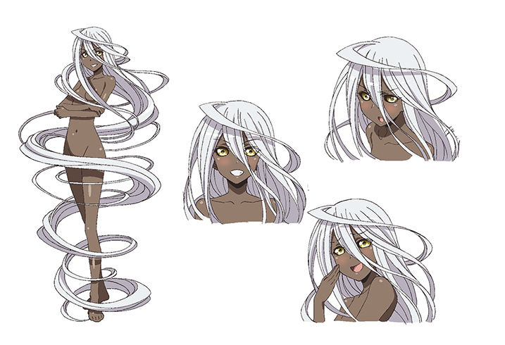Monster-Musume-Anime-Character-Designs-Doppel