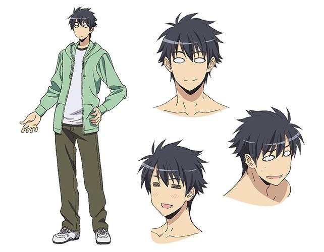 Monster-Musume-Anime-Character-Designs-Kimihito-Kurusu