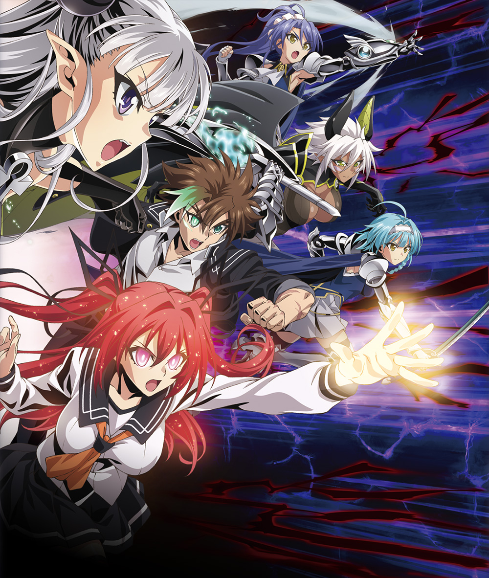 Shinmai-Maou-no-Testament-BURST-Visual-2