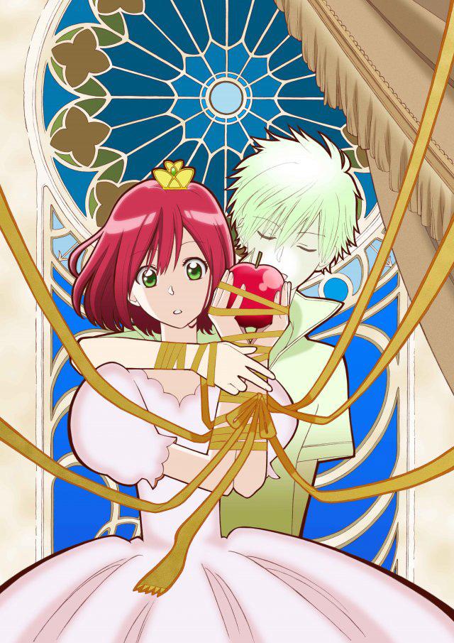 Akagami-no-Shirayuki-hime-Anime-Visual-00