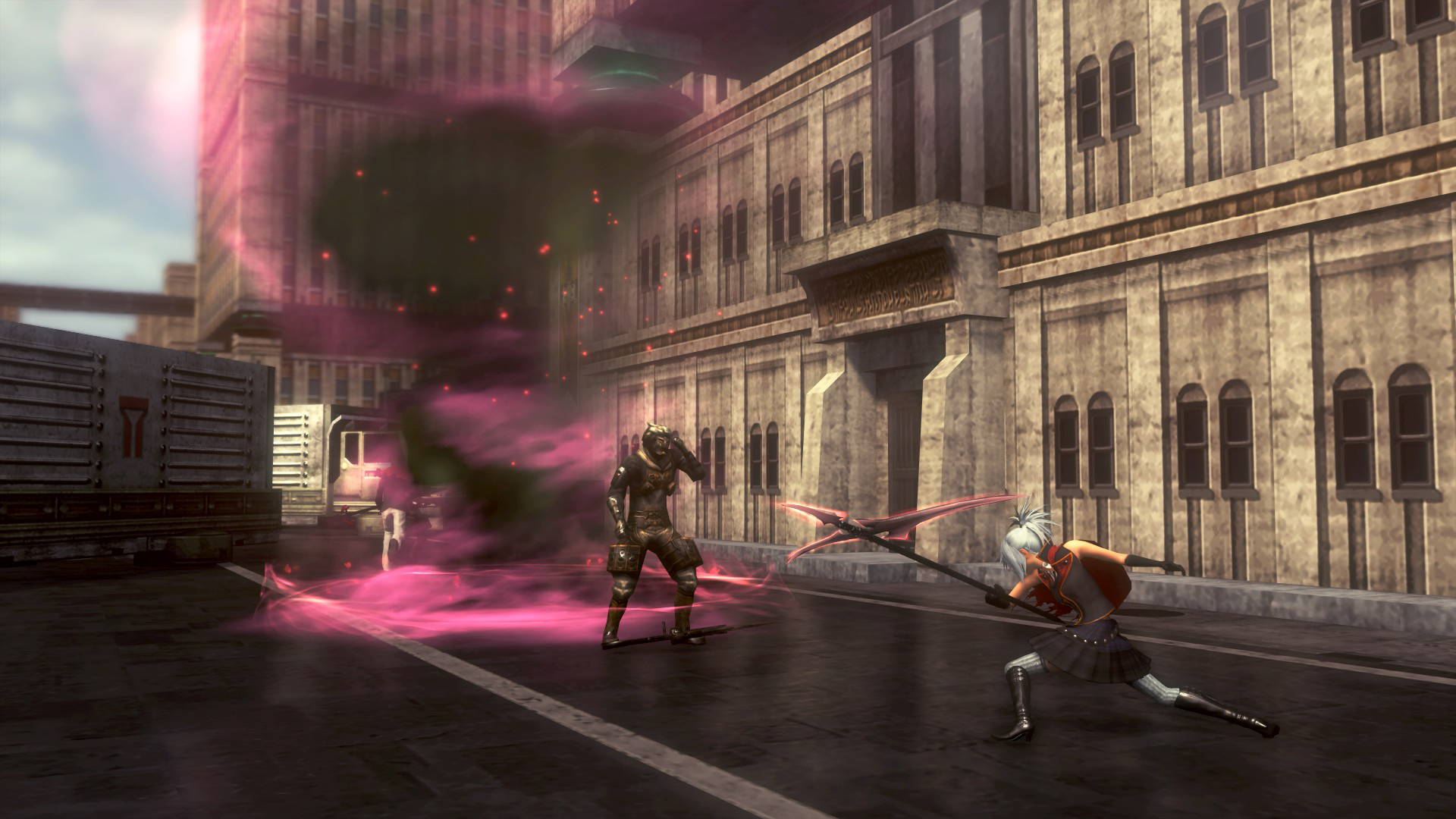 Final Fantasy Type-0 HD PC Screenshot 1