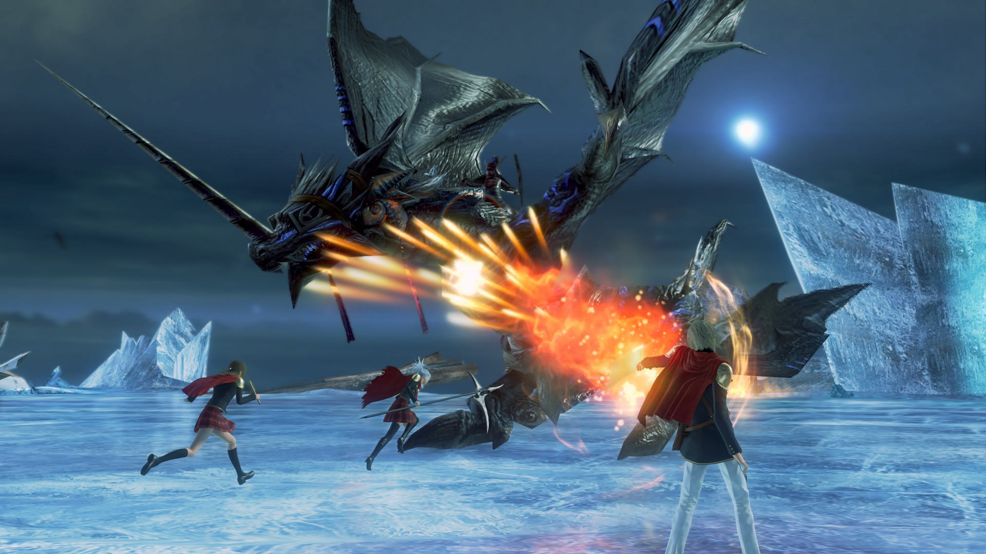 Final Fantasy Type-0 HD PC Screenshot 10