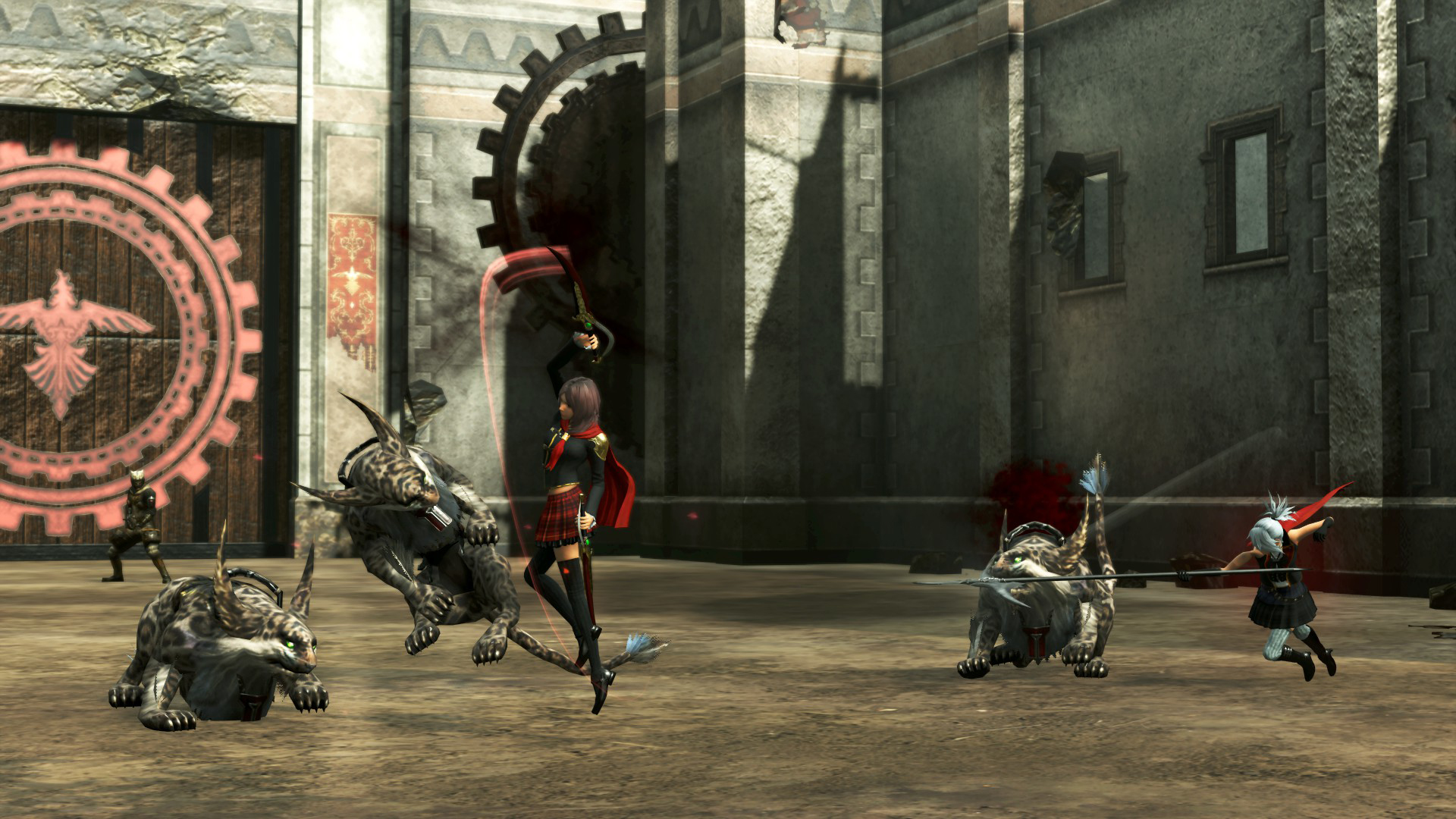 Final Fantasy Type-0 HD PC Screenshot 5
