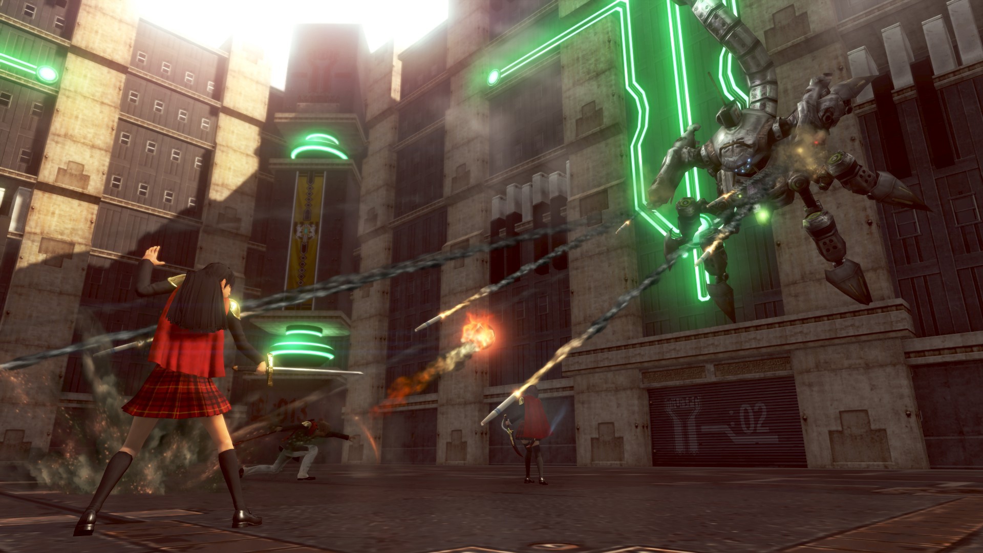Final Fantasy Type-0 HD PC Screenshot 8