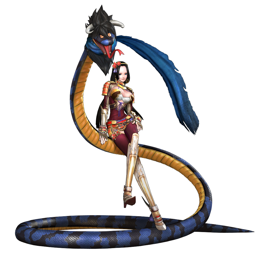 One-Piece-Pirate-Warriors-3-DLC-Costume-Render-Boa-Hancock