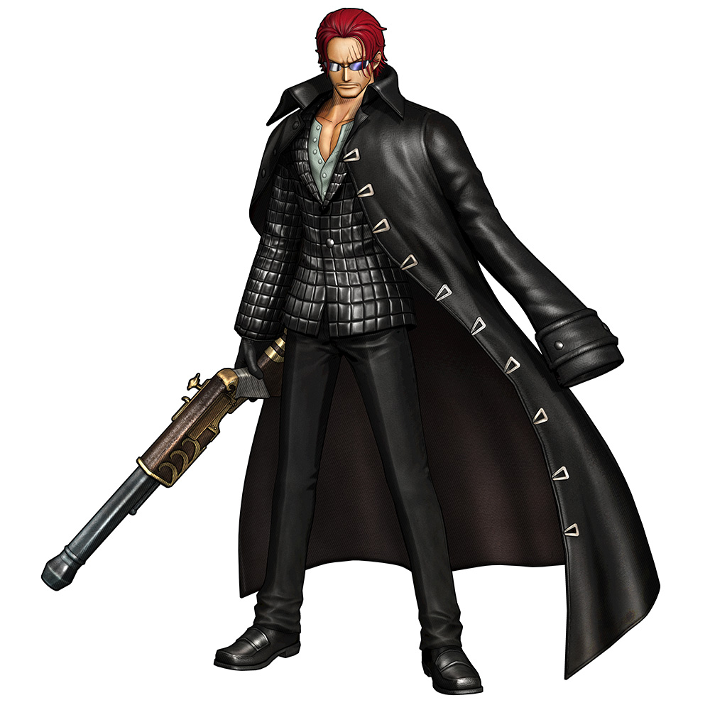 One-Piece-Pirate-Warriors-3-DLC-Costume-Render-Shanks-Strong-World