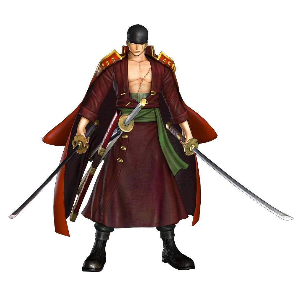 One-Piece-Pirate-Warriors-3-DLC-Costume-Render-Zoro