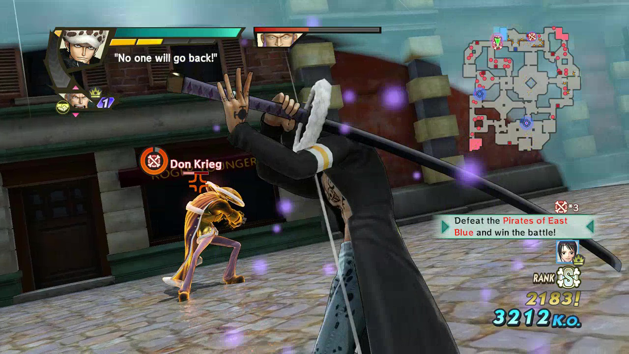 One Piece Pirate Warriors 3 Launch Screenshot 07