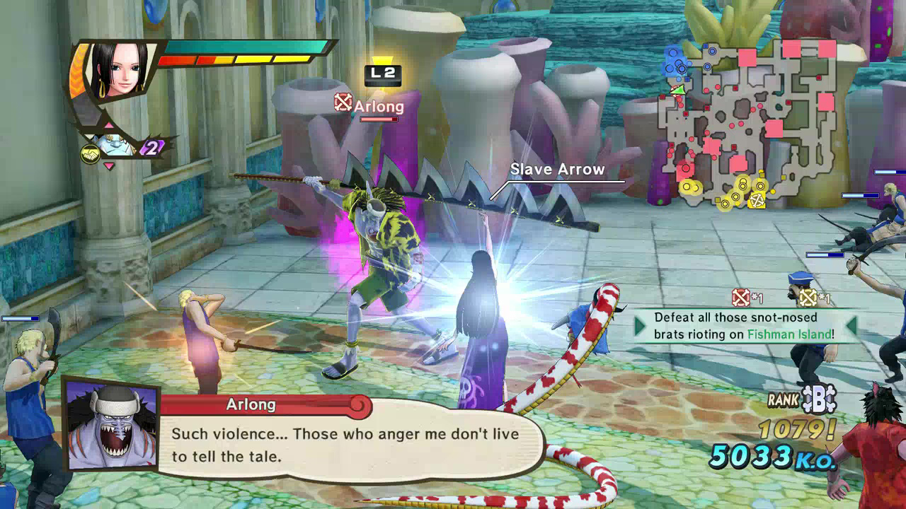 One Piece Pirate Warriors 3 Launch Screenshot 12