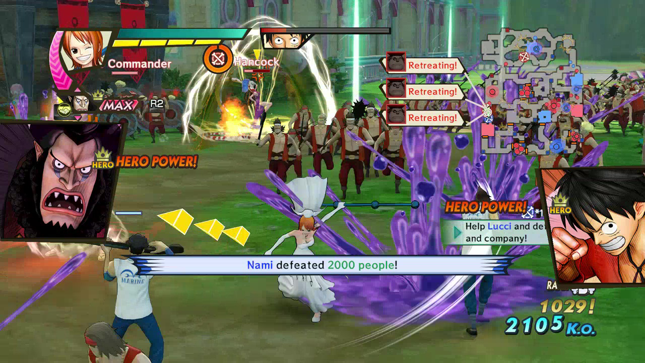 One Piece Pirate Warriors 3 Launch Screenshot 14