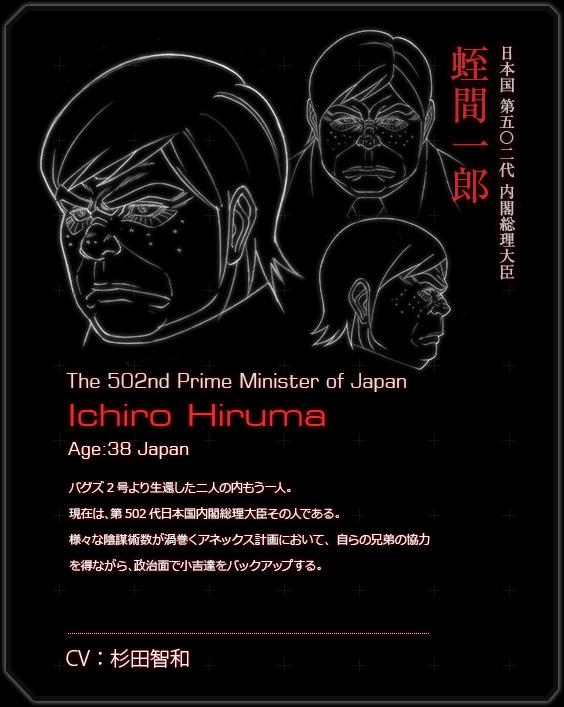 Terra-Formars-Anime-Character-Designs-Ichirou-Hiruma