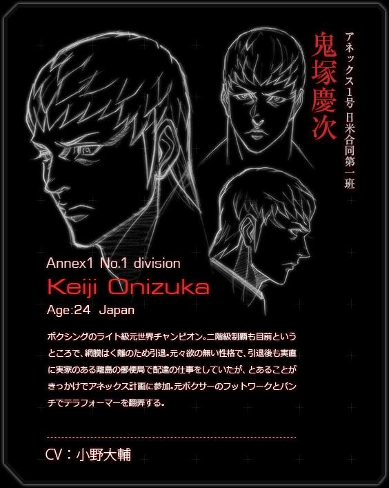 Terra-Formars-Anime-Character-Designs-Keiji-Onizuka