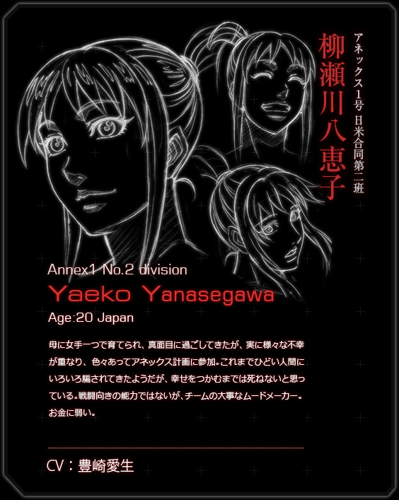 Terra-Formars-Anime-Character-Designs-Yaeko-Yanasegawa