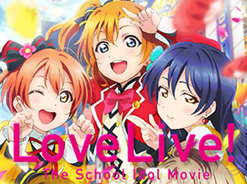 Love Live! The School Idol Movie Blu-ray Releases December 18 + Bonuses Revealed