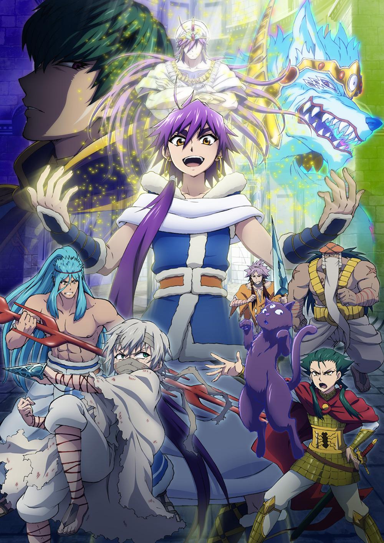 Magi-Sinbad-no-Bouken-TV-Anime-Visual
