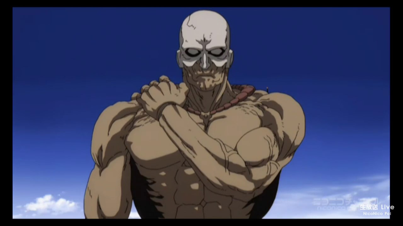 One punch man ep 1