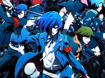Persona 3 the Movie #4 Winter of Rebirth Visual & Advance Tickets Revealed