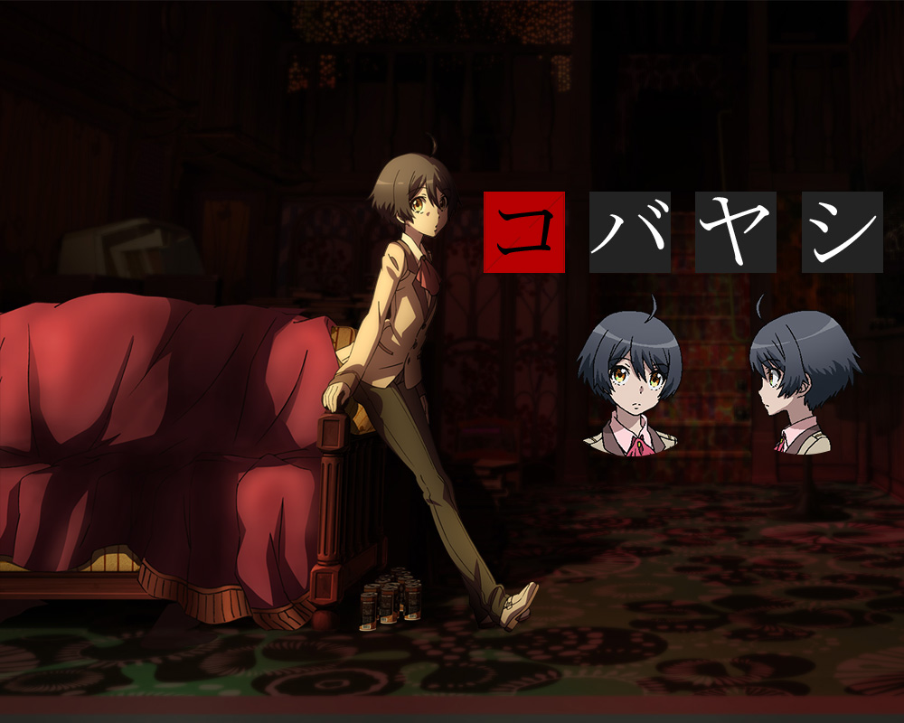 Ranpo-Kitan-Game-of-Laplace-Anime-Character-Designs-Yoshio-Kobayashi