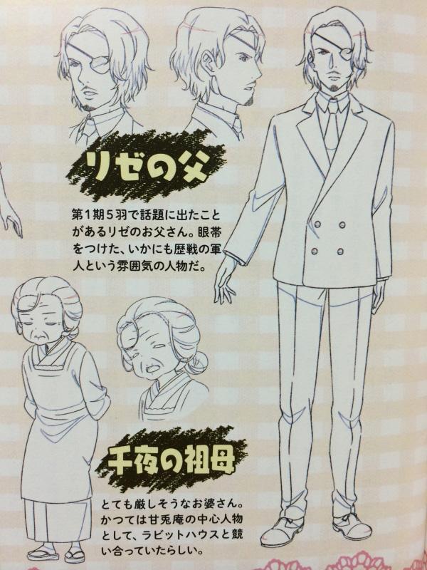 Gochuumon-wa-Usagi-Desu-ka-Anime-Season-2-New-Character-Designs-2