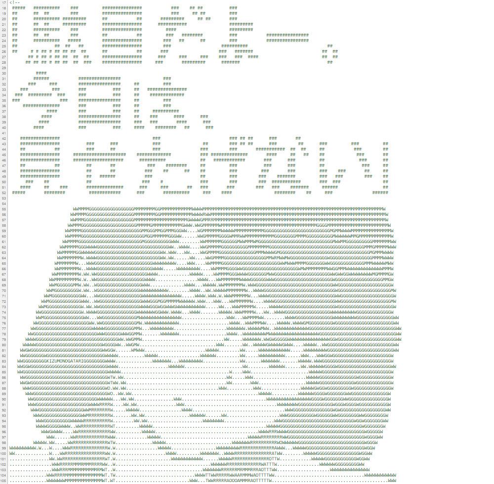 Kizumonogatari-Anime-Website-Source-Code-Message