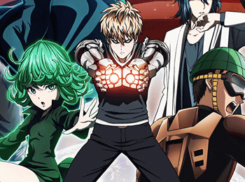 One-Punch-Man-Anime-Will-Be-12-Episodes-Long