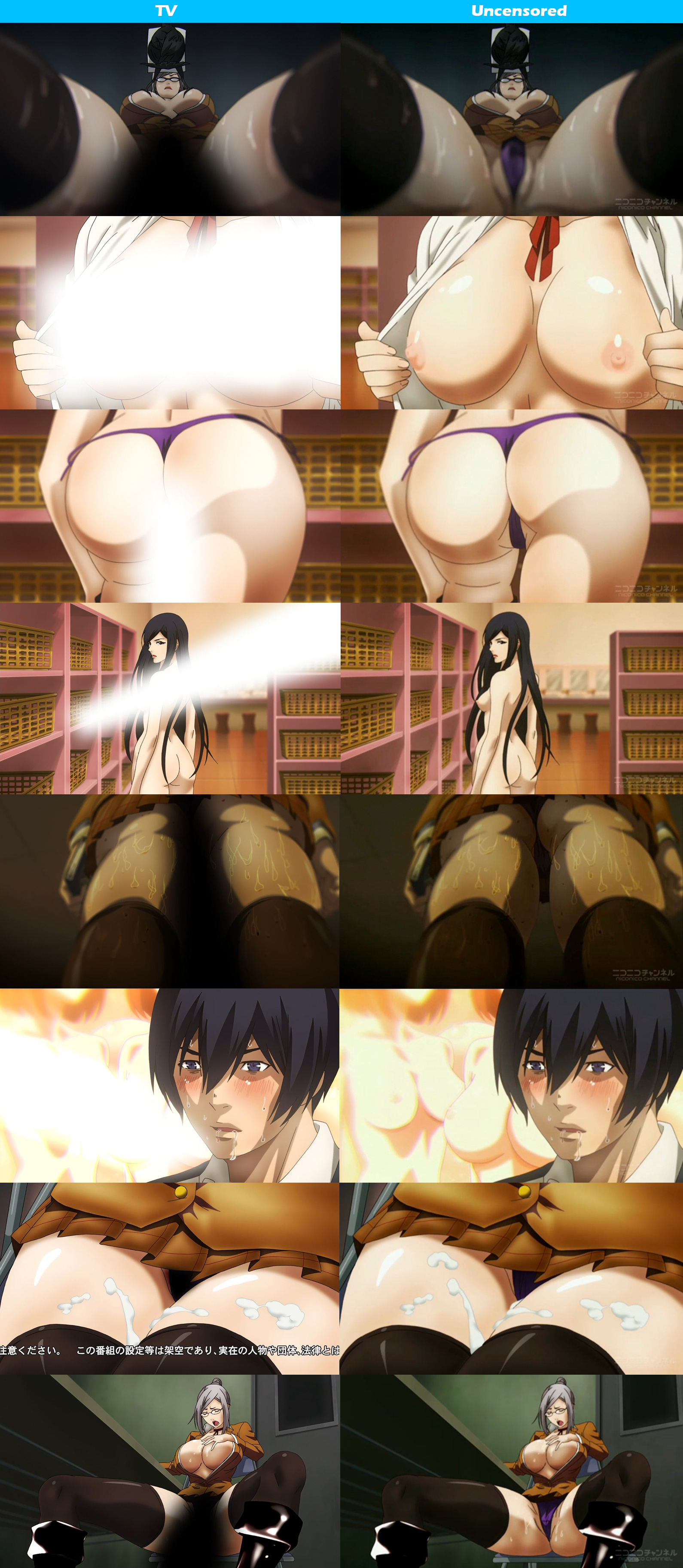 Prison-School-Anime-Censored-and-Uncensored Comparison-1