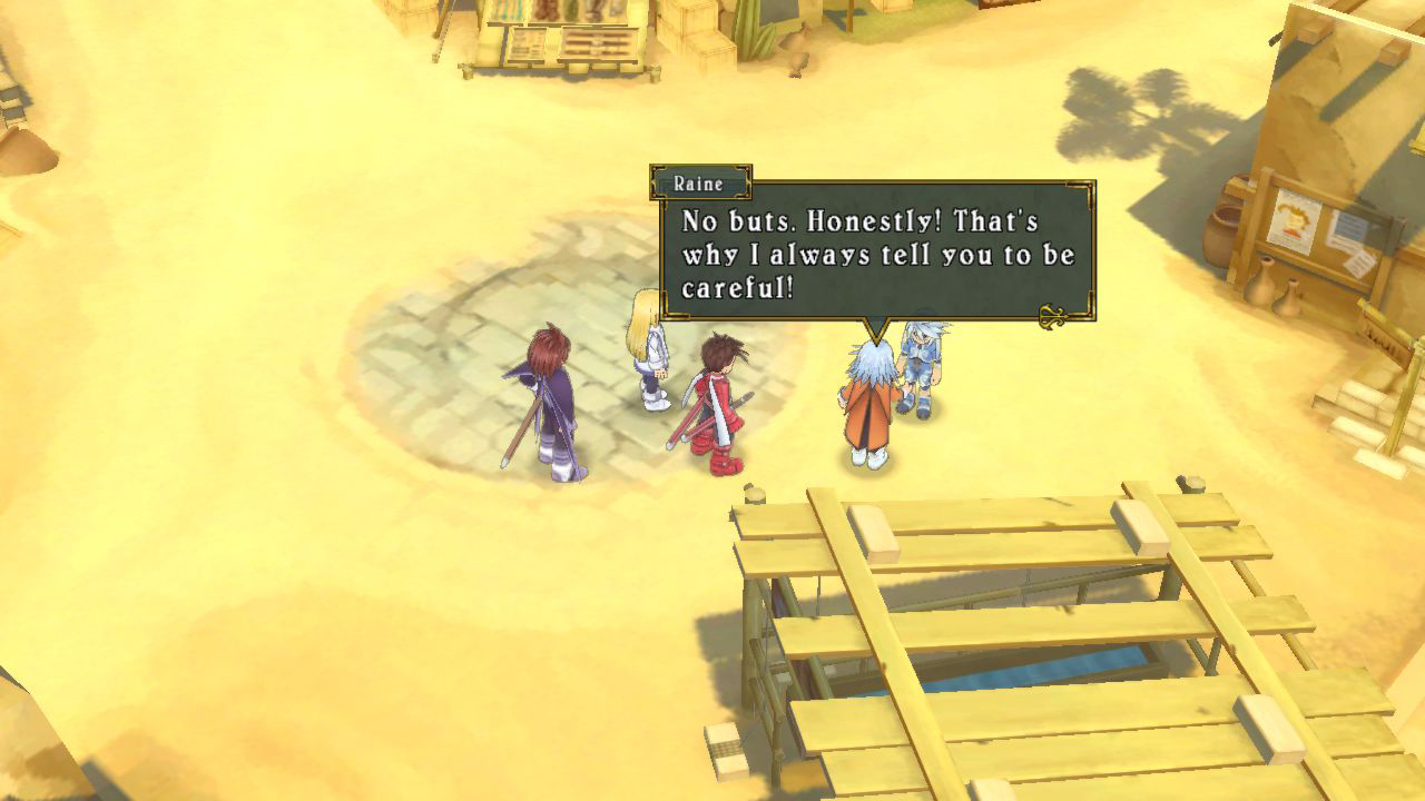 Tales of Symphonia PC Screenshots 01