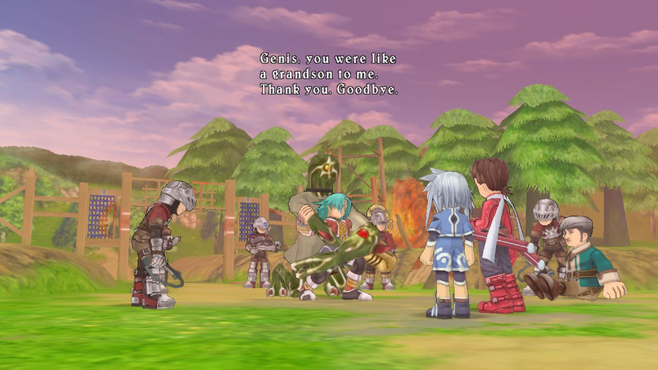 Tales of Symphonia PC Screenshots 13
