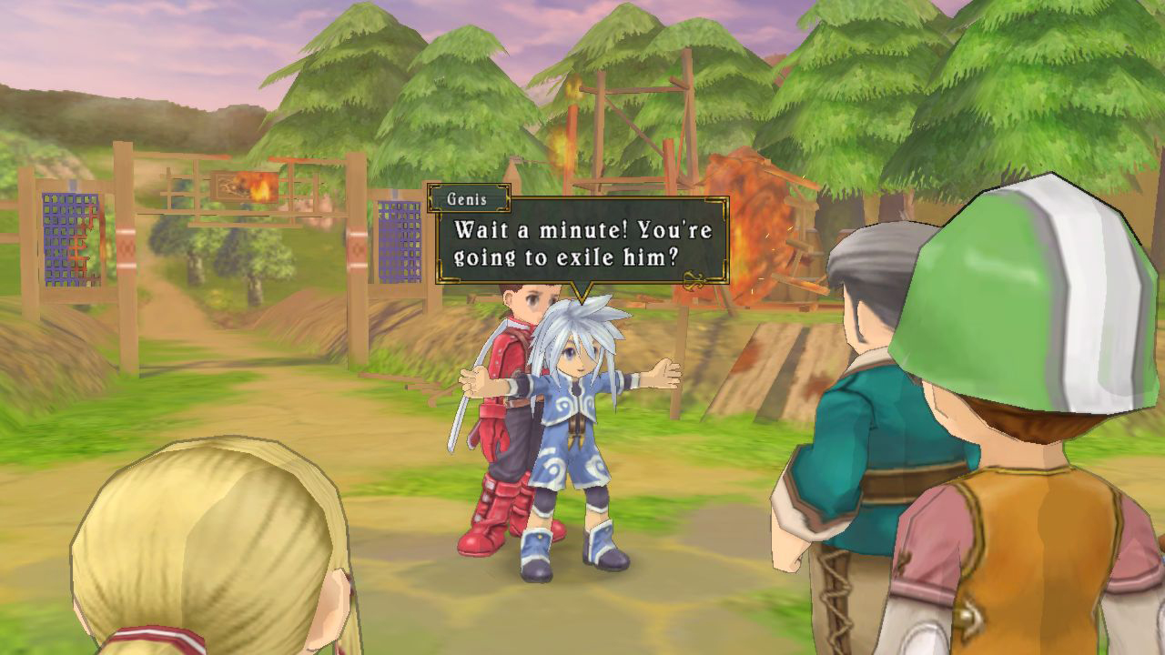 Tales of Symphonia PC Screenshots 14