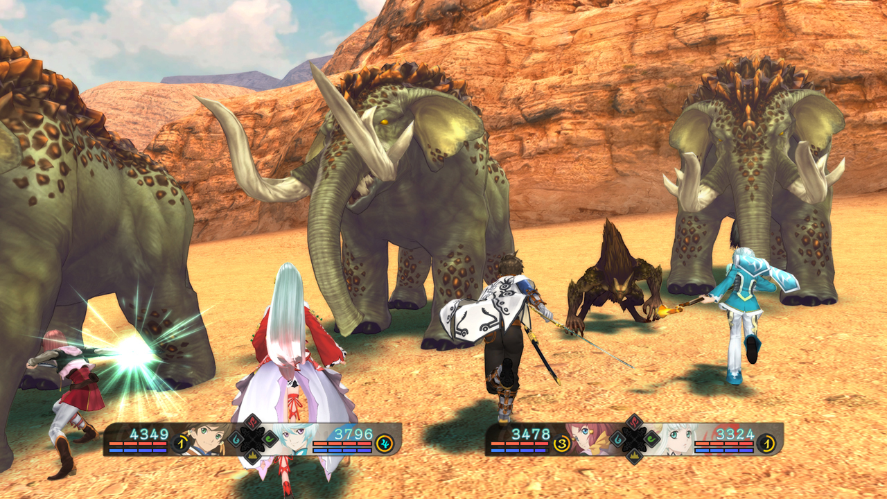 Tales of Zestiria Screenshots 28