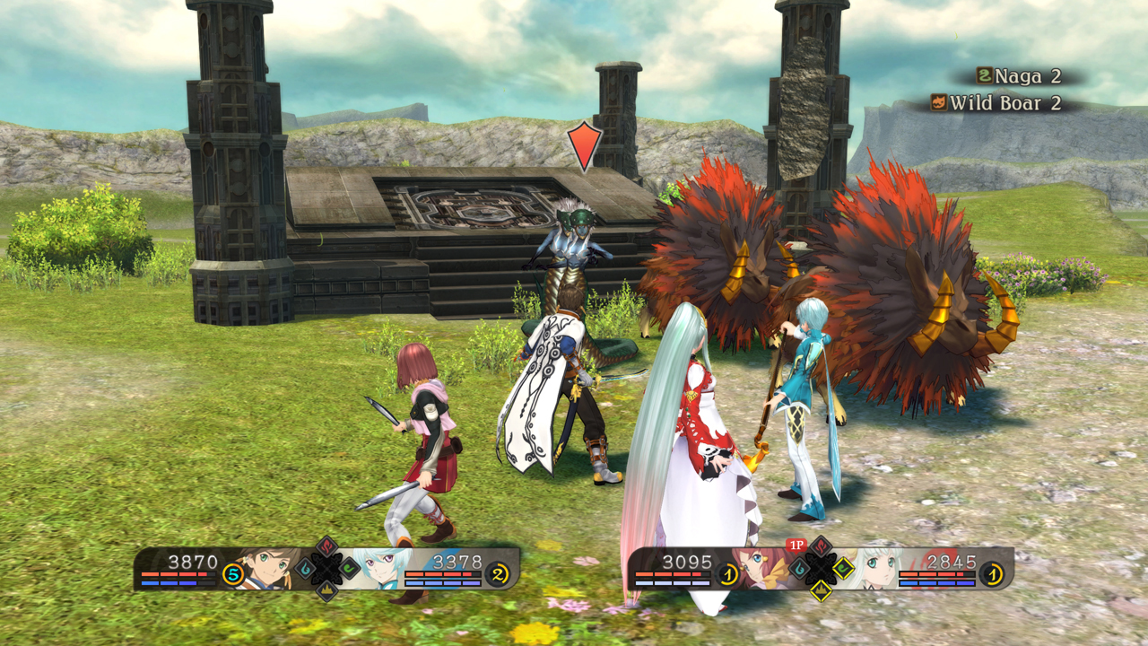 Tales of Zestiria Screenshots 46