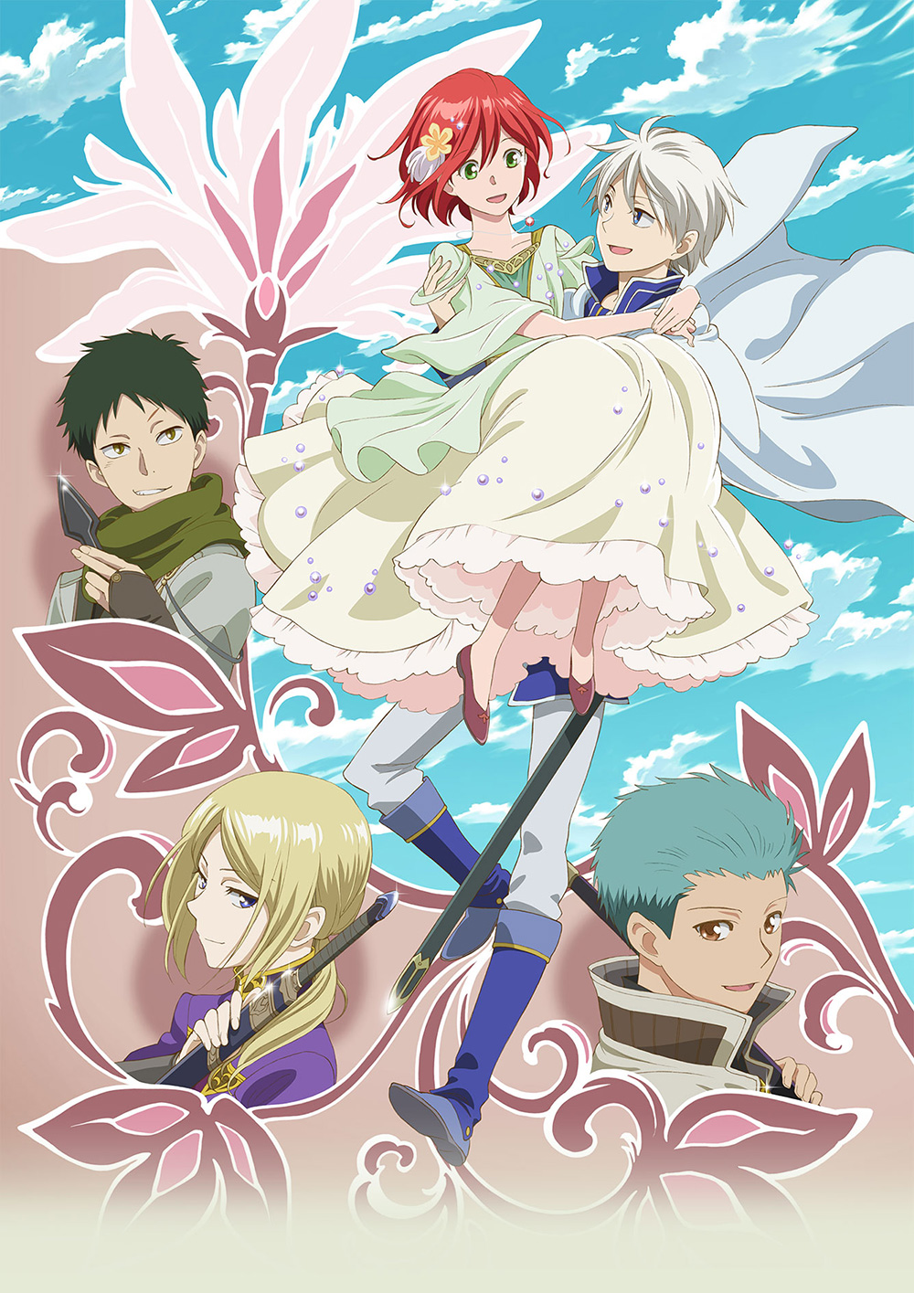 Akagami-no-Shirayuki-hime-2nd-Cour-Visual