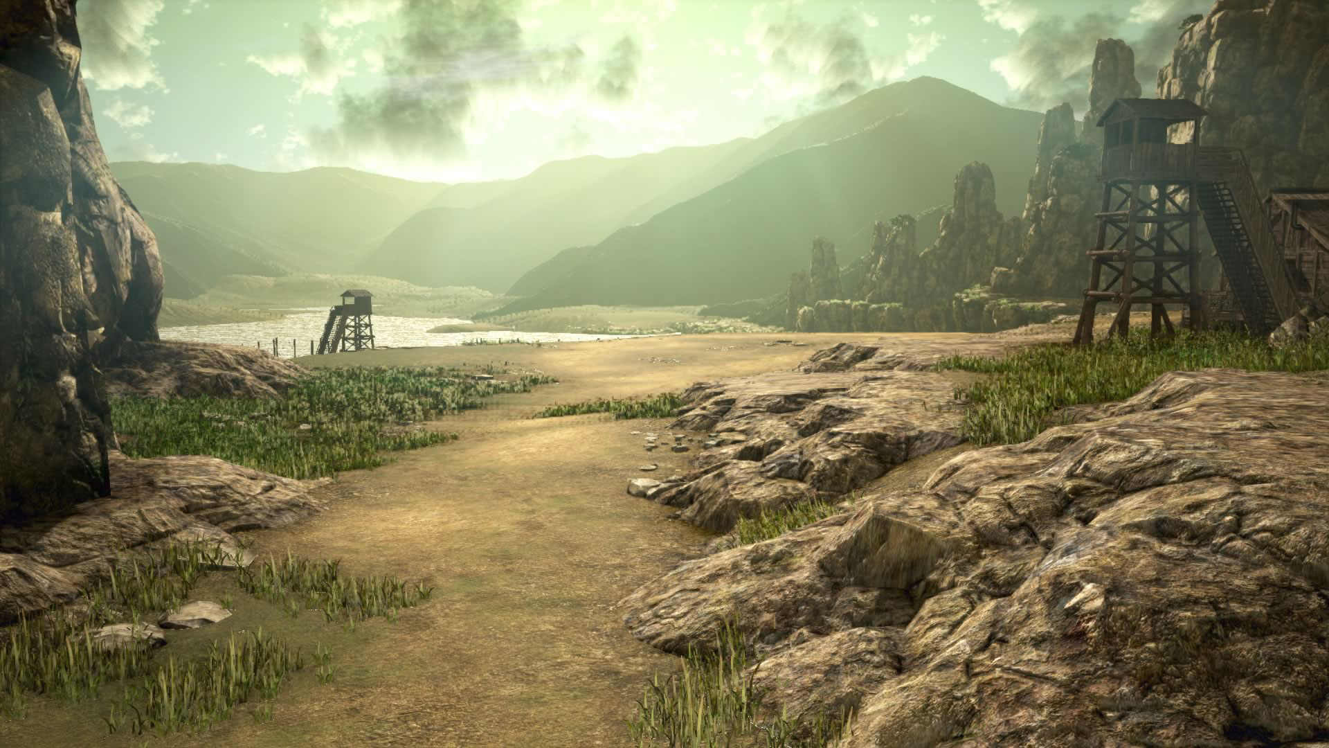Koei Tecmo Attack on Titan Environment Screenshots 03