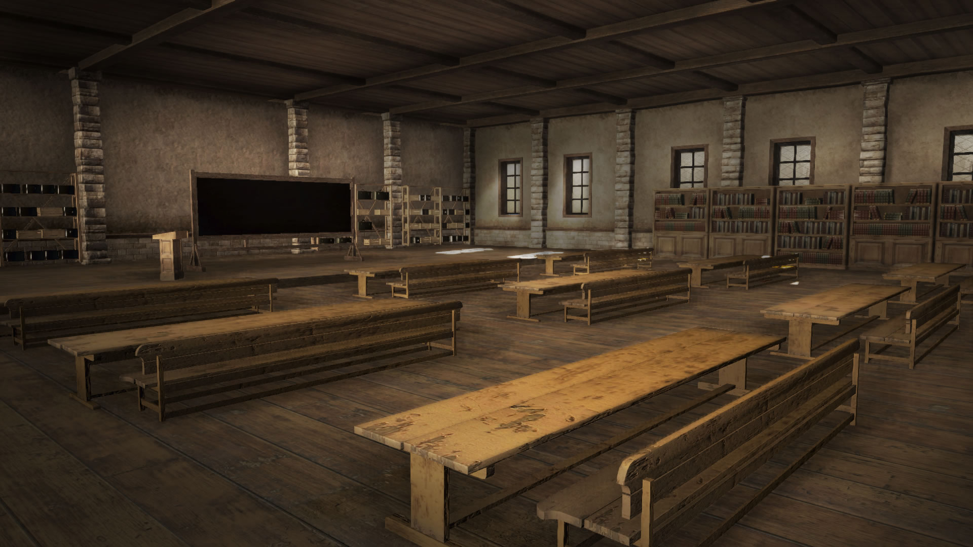 Koei Tecmo Attack on Titan Environment Screenshots 10