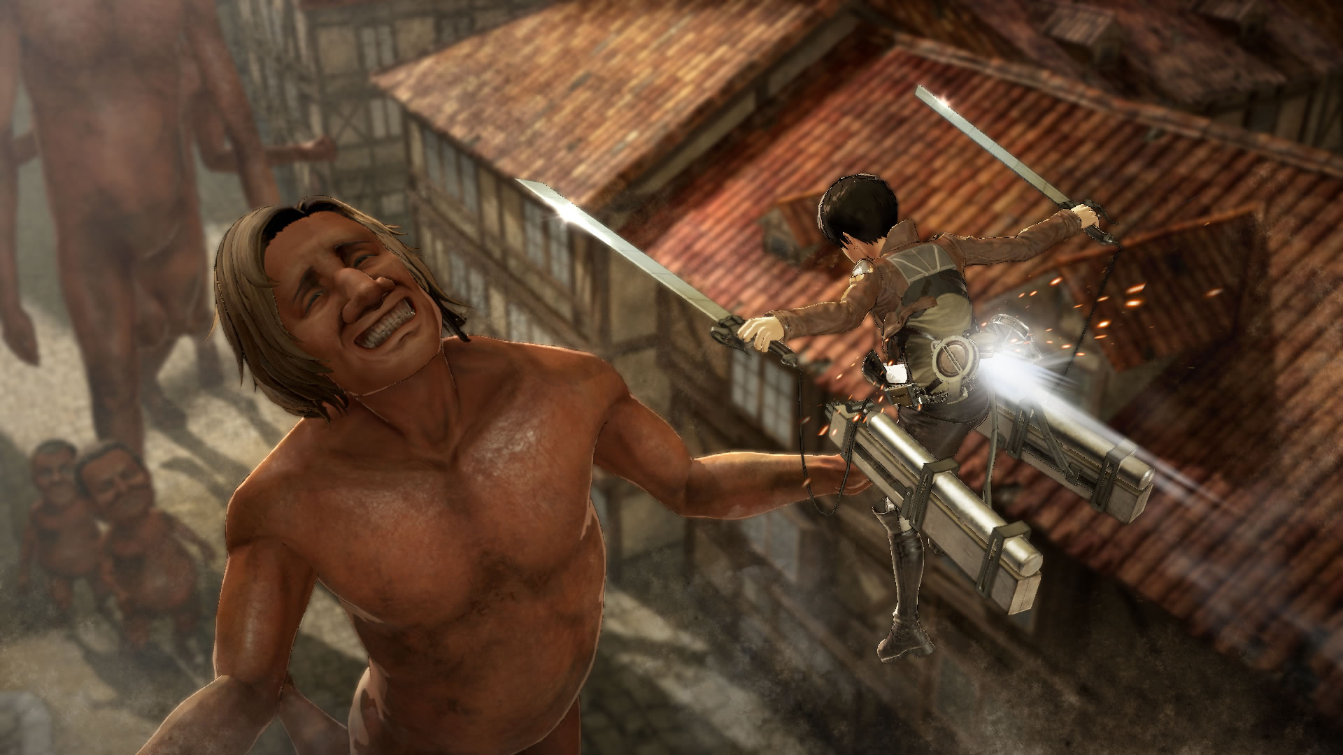 Koei Tecmo Attack on Titan Nov Screenshots 01