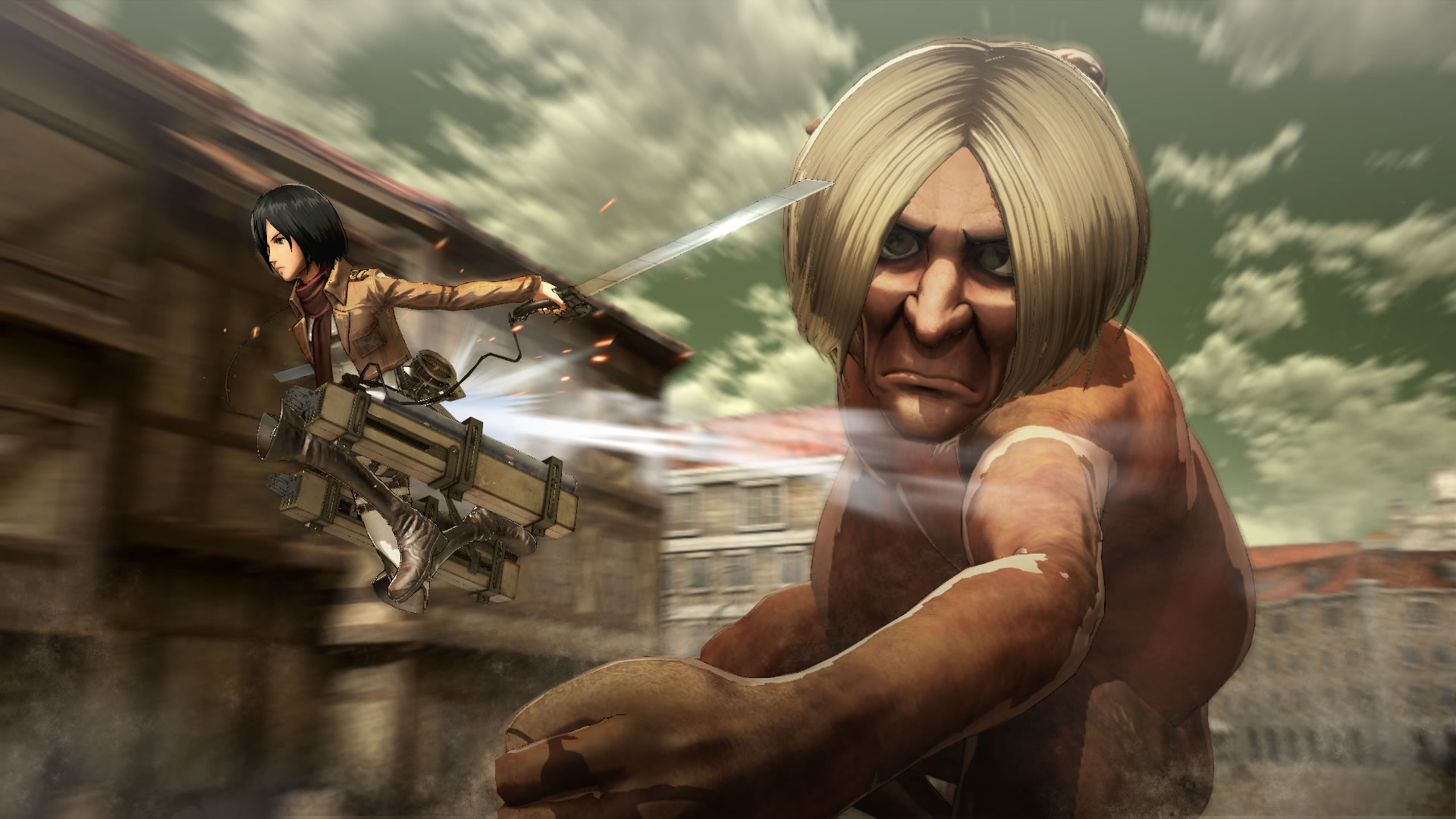 Koei Tecmo Attack on Titan Nov Screenshots 04