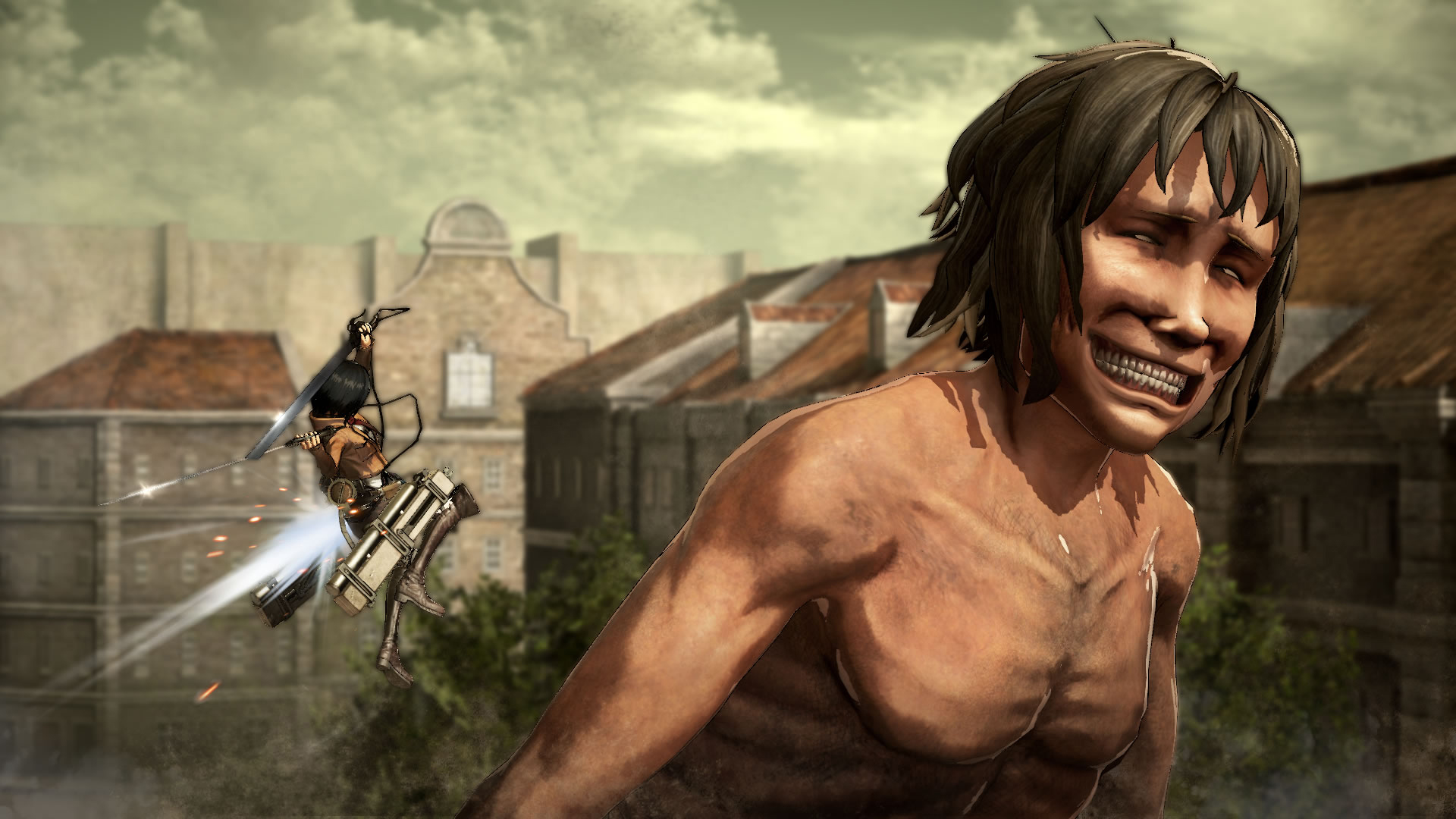 Koei Tecmo Attack on Titan Nov Screenshots 05