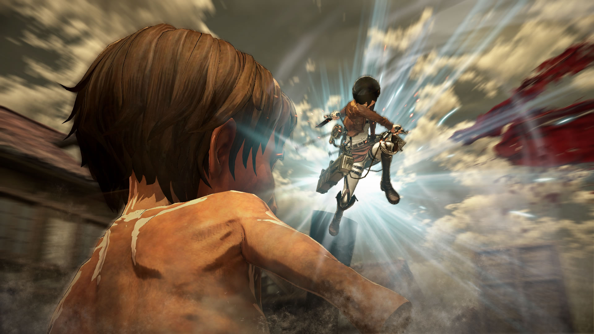 Koei Tecmo Attack on Titan Nov Screenshots 06