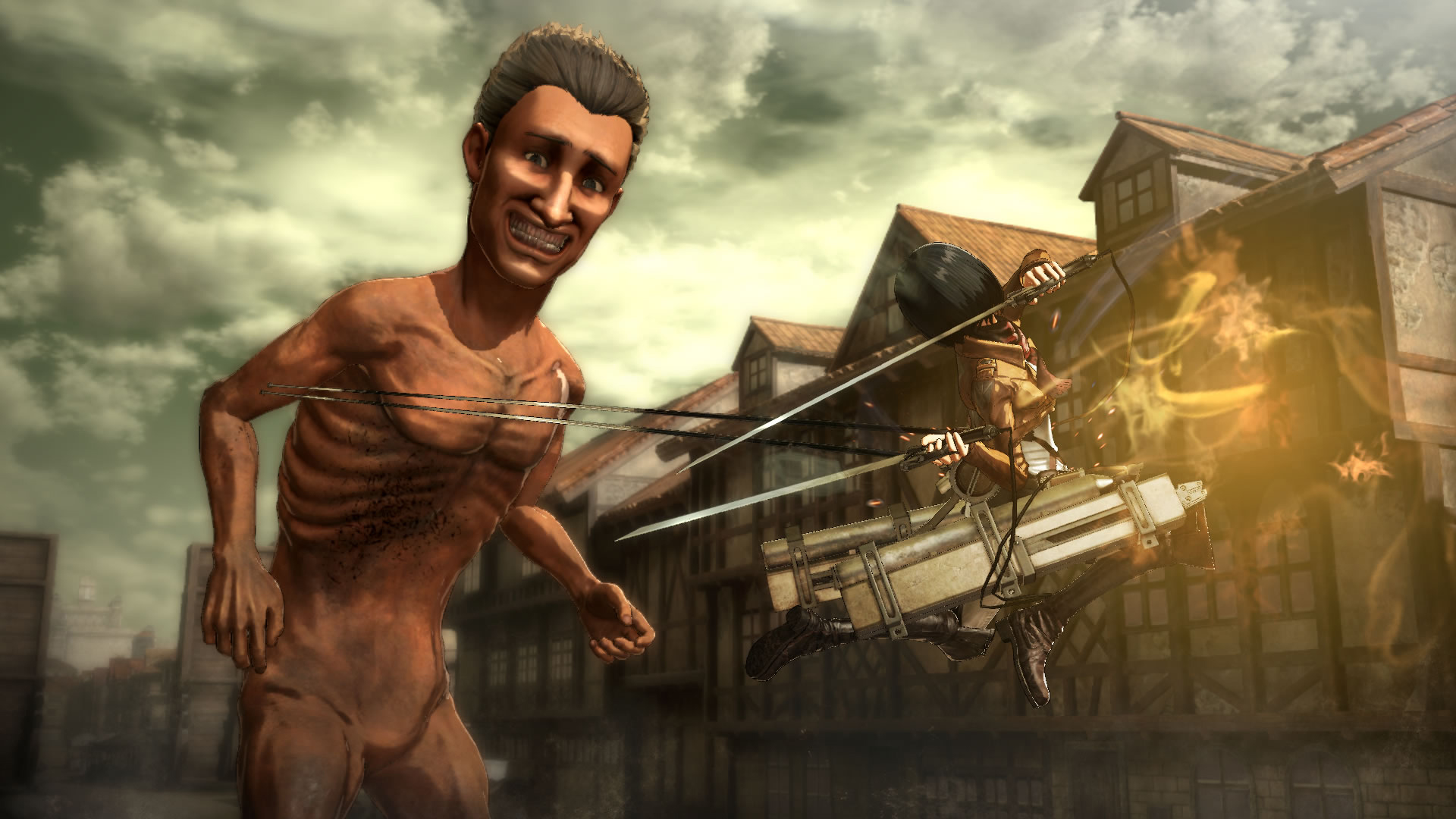 Koei Tecmo Attack on Titan Nov Screenshots 07