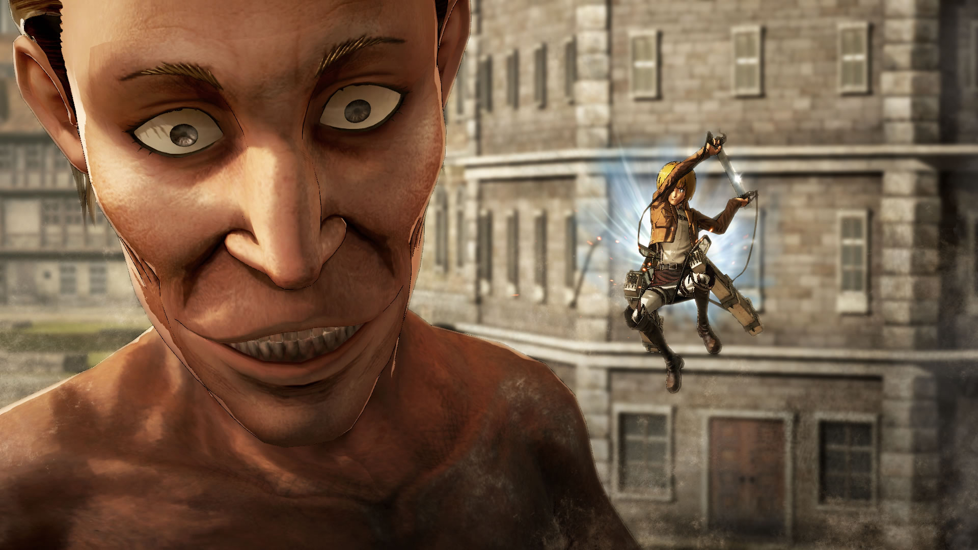 Koei Tecmo Attack on Titan Nov Screenshots 08