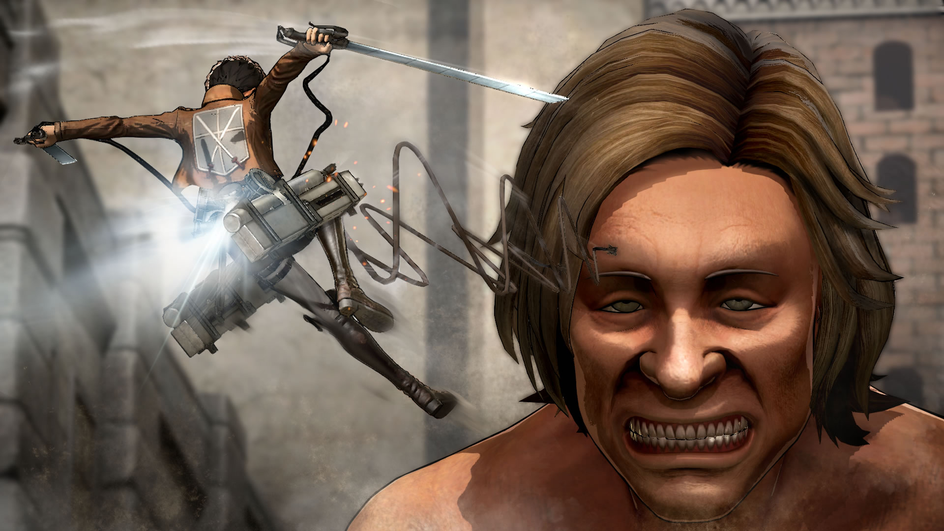 Koei Tecmo Attack on Titan Nov Screenshots 11