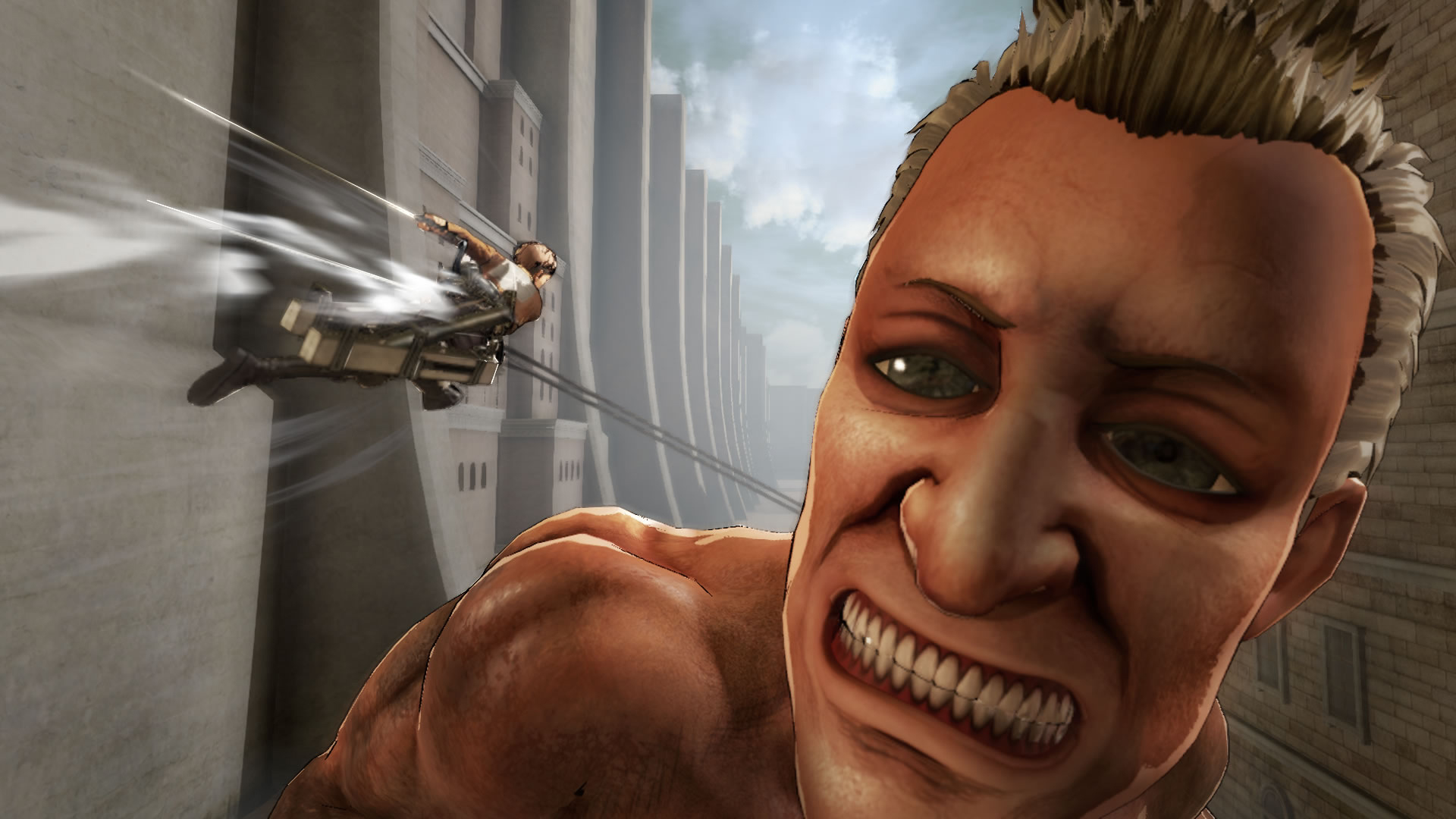 Koei Tecmo Attack on Titan Nov Screenshots 14