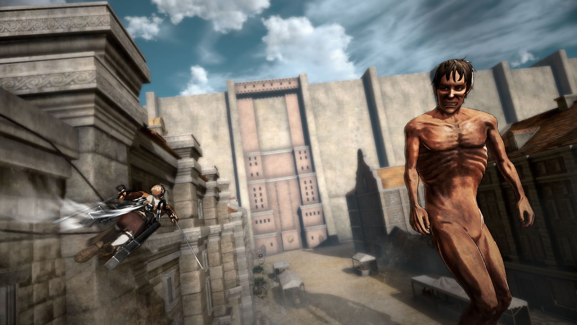 Koei Tecmo Attack on Titan Nov Screenshots 15