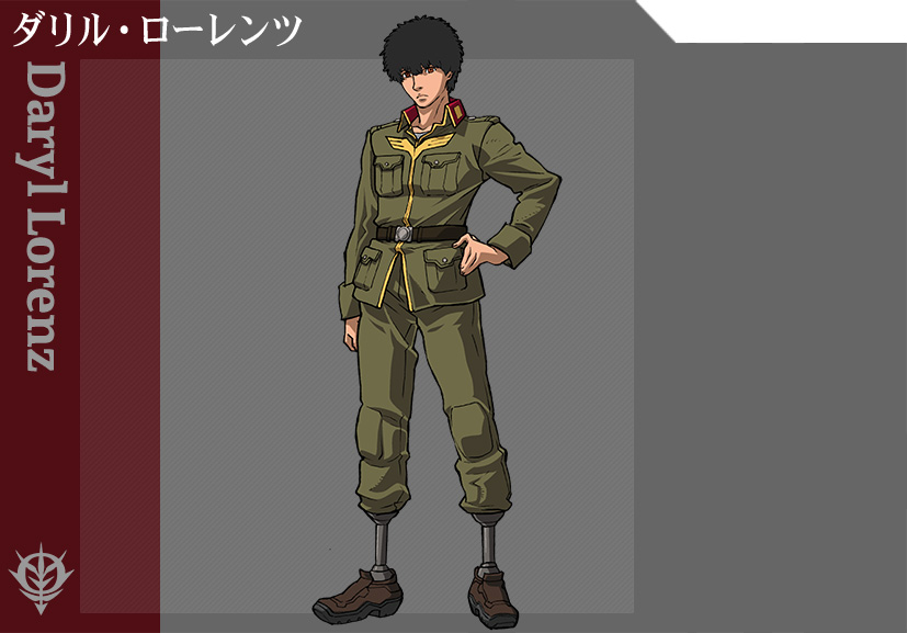 Mobile-Suit-Gundam-Thunderbolt-Anime-Character-Designs-Daryl-Lorentz
