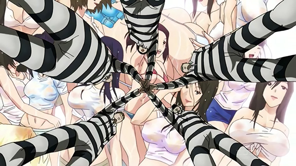 Prison School - All Uncensored Scenes [NSFW]