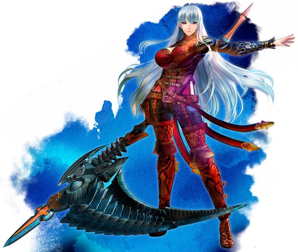 Valkyria--Azure-Revolution-Character-Visual-Brunhild