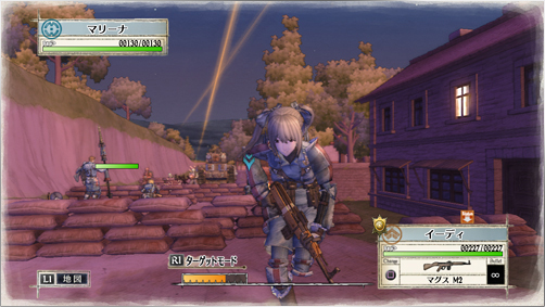 Valkyria Chronicles Remastered Screenshot 03
