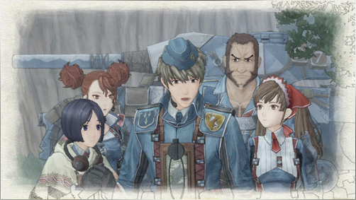Valkyria Chronicles Remastered Screenshot 07