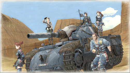 Valkyria Chronicles Remastered Screenshot 12