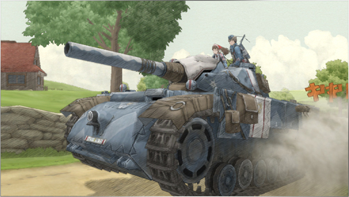 Valkyria Chronicles Remastered Screenshot 13